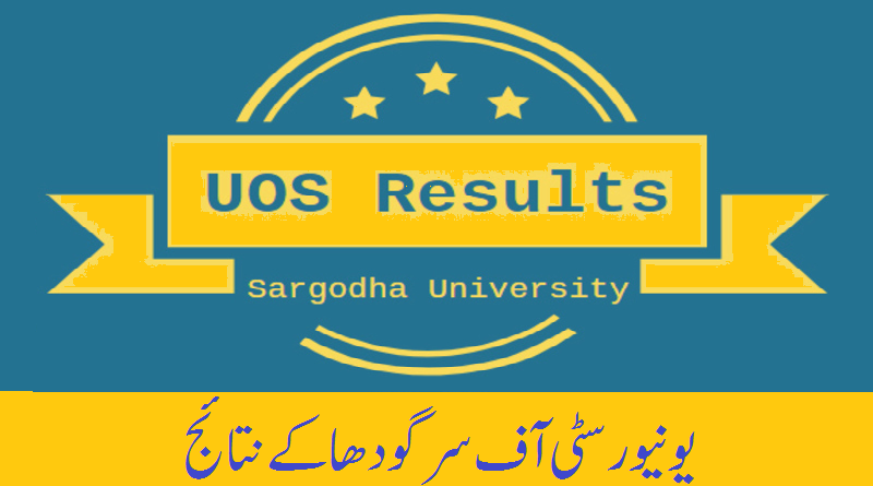 Search Results Web results Results |University of Sargodha